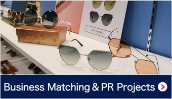 business matching & PR projects