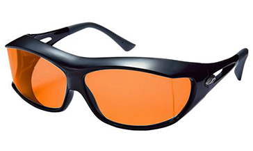 SG-605P Polarized fit over glasses